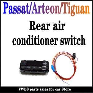 V W Passat B8/Arteon/Alats brand new original rear air conditioning switch panel 3GD 907 049A