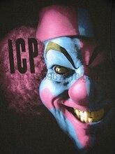 New Icp Insane Clown Posse Big Jester Psychopathic Records Mens T-Shirt Medium