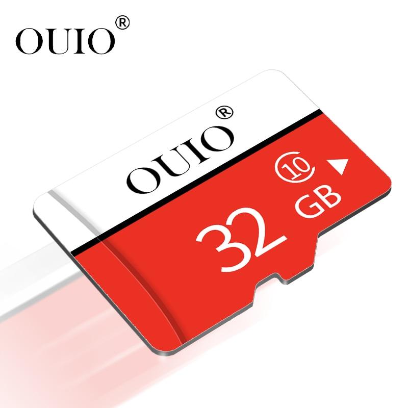 Micro-SD-card 8GB 16GB 32GB 64GB class 10 tf card cartao de memoria sd card 128 GB flash drive memory card 256GB free shipping