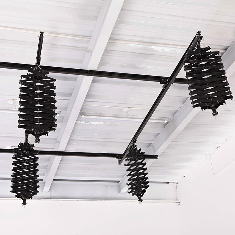 3*3 متر عالية الجودة سقف نظام السكك الحديدية (مسار التصوير) ، معدات الاستوديو ، معدات التصوير الفوتوغرافي