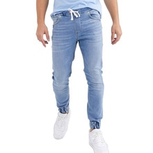 Men's Joggers Fashion Skinny Casual Jeans