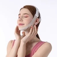 silicone face thinning mask v face bandage beauty artifact face firming face slimming bandage lifting non face slimming strap