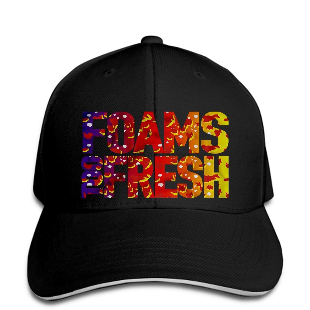 Boné de beisebol espumas muito fresco inspirado ar foamposite pro asteróide impressão chapéu