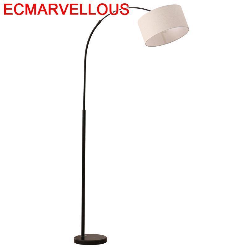Lampen Voor Woonkamer soporte Piantana Piso Lampade Da Vloerlamp Lampada Terra Salon...