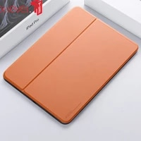 for apple ipad pro 12 9 case pu leather flip tablet case with smart sleep stand function for ipad pro 11 2018 x level