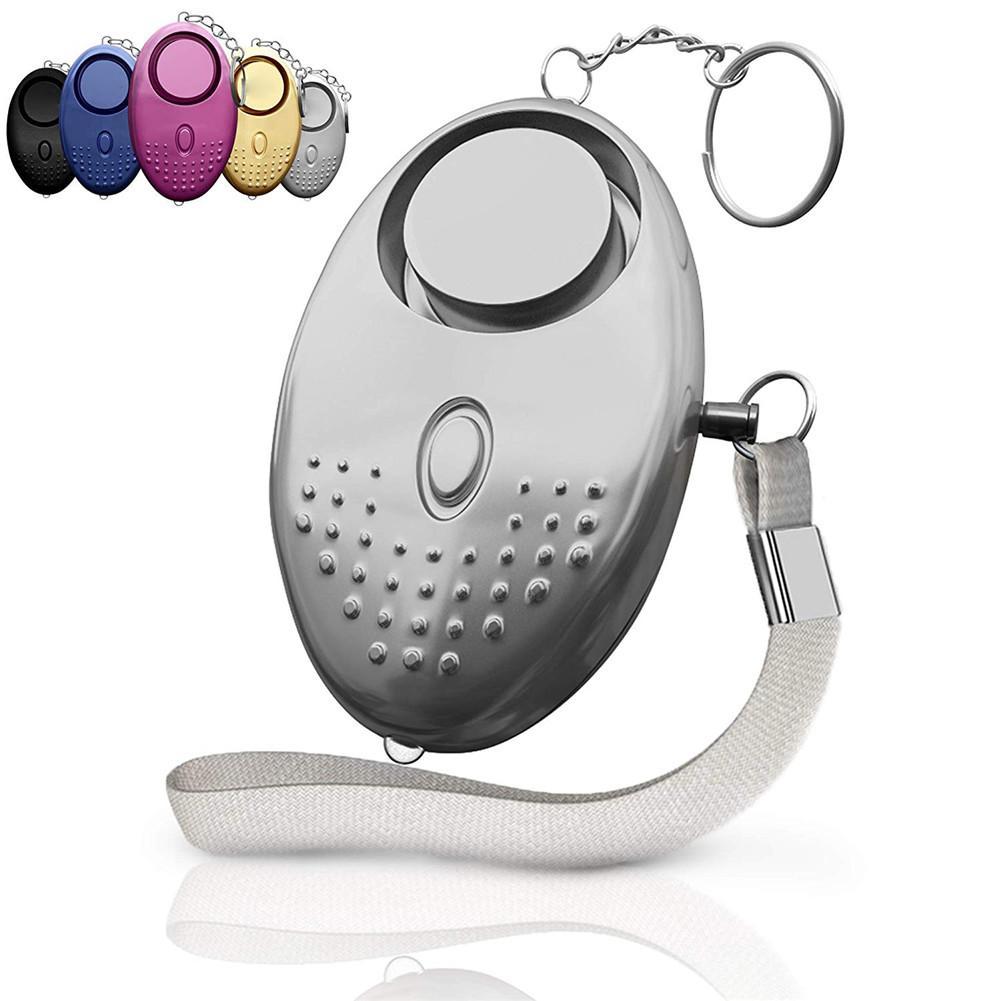 ДБ безопасность Личная сигнализация брелок безопасность для женщин детей для девочек самооборона электронное устройство