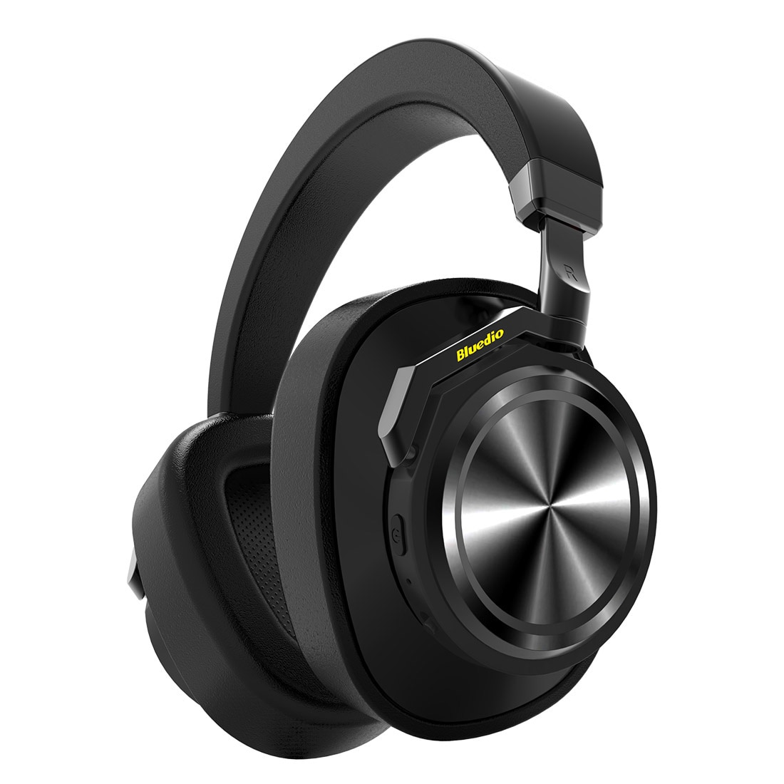 Bluedio T6 ANC bluetooth headphone T7 simplified version headset with powerful bass sound mic and noise reduction wired earphone enlarge