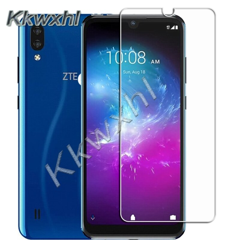 9H HD Tempered Glass For ZTE Blade A51 Lite Protective Film ON BladeA51 A51Lite Screen Protector Cover