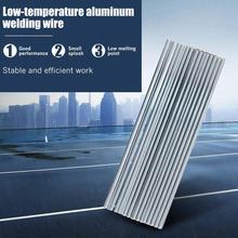 Baguettes de soudage en Aluminium, fil à souder en acier inoxydable 316L, pratique, solide, câble à basse température, PCB, électricien