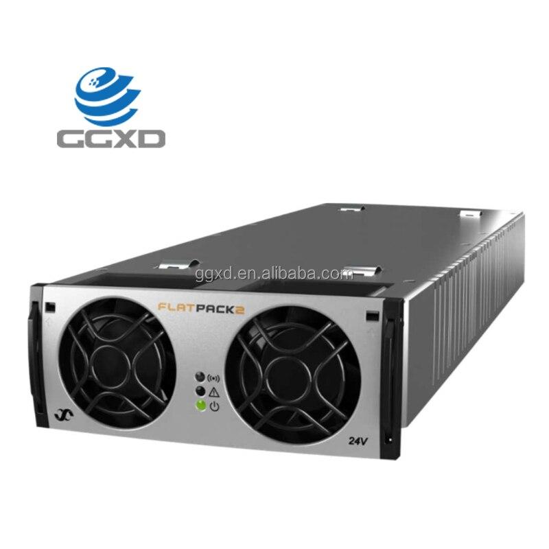 Eltek Flatpack2 48 فولت/2000 واط المعدل 241115.200 ل تيار مستمر كمية امدادات الطاقة