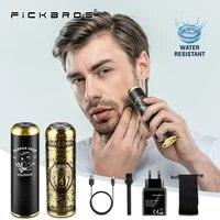 electric shaver mens razor washable beard hair trimmer shaving machine mini usb rechargeable facial razors wet dry dual use