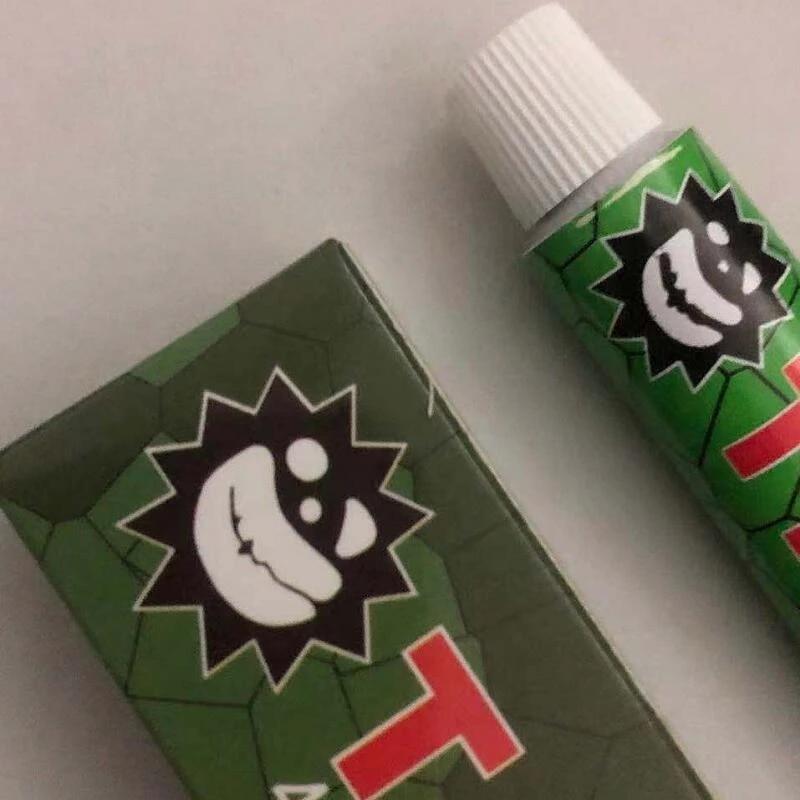 10g 40% Green tattoo Cream tattoo Permanent Makeup eyebrow Lips Tattoo supplies