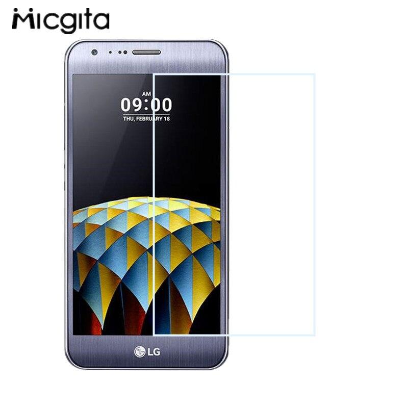 Micgita закаленное стекло для LG X Cam K580 Защитная пленка для экрана Розничная коробка для телефона премиум стекло для LG X Cam защитная пленка