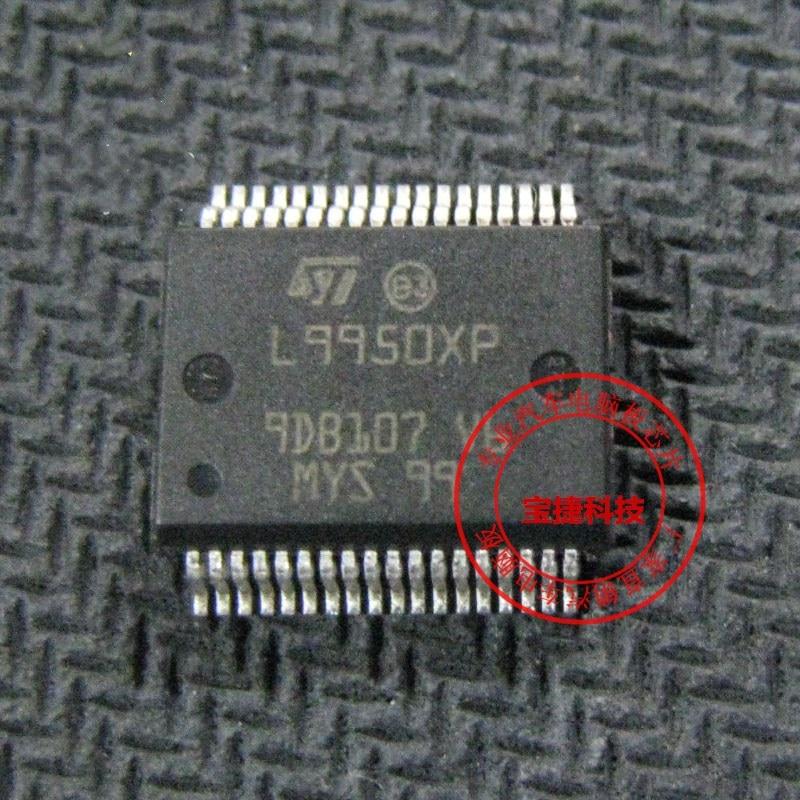 Nova 10 pçs/lote L9950XP L9950 SSOP36 ic Carro Para Ma-gotan Elevador Vulneráveis Chip de Gerenciamento de Energia