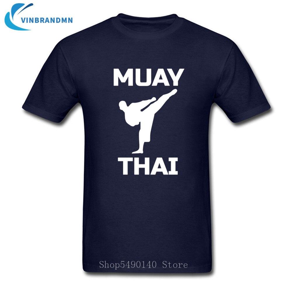 Camiseta Muay Thai lucha marciales Kickboxing Tailandia camiseta para hacer boxeo Boxer Tees Fans Mejores Regalos camiseta Classic Kung Fu camisetas