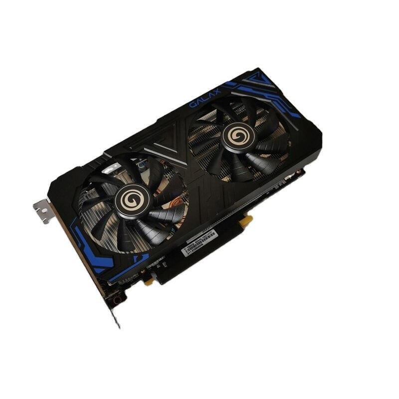 بطاقة رسومات GTX 1660 فائقة للألعاب GTX 1050ti 1650 1660 s 1660 Super 6gb بطاقة رسومات للتعدين