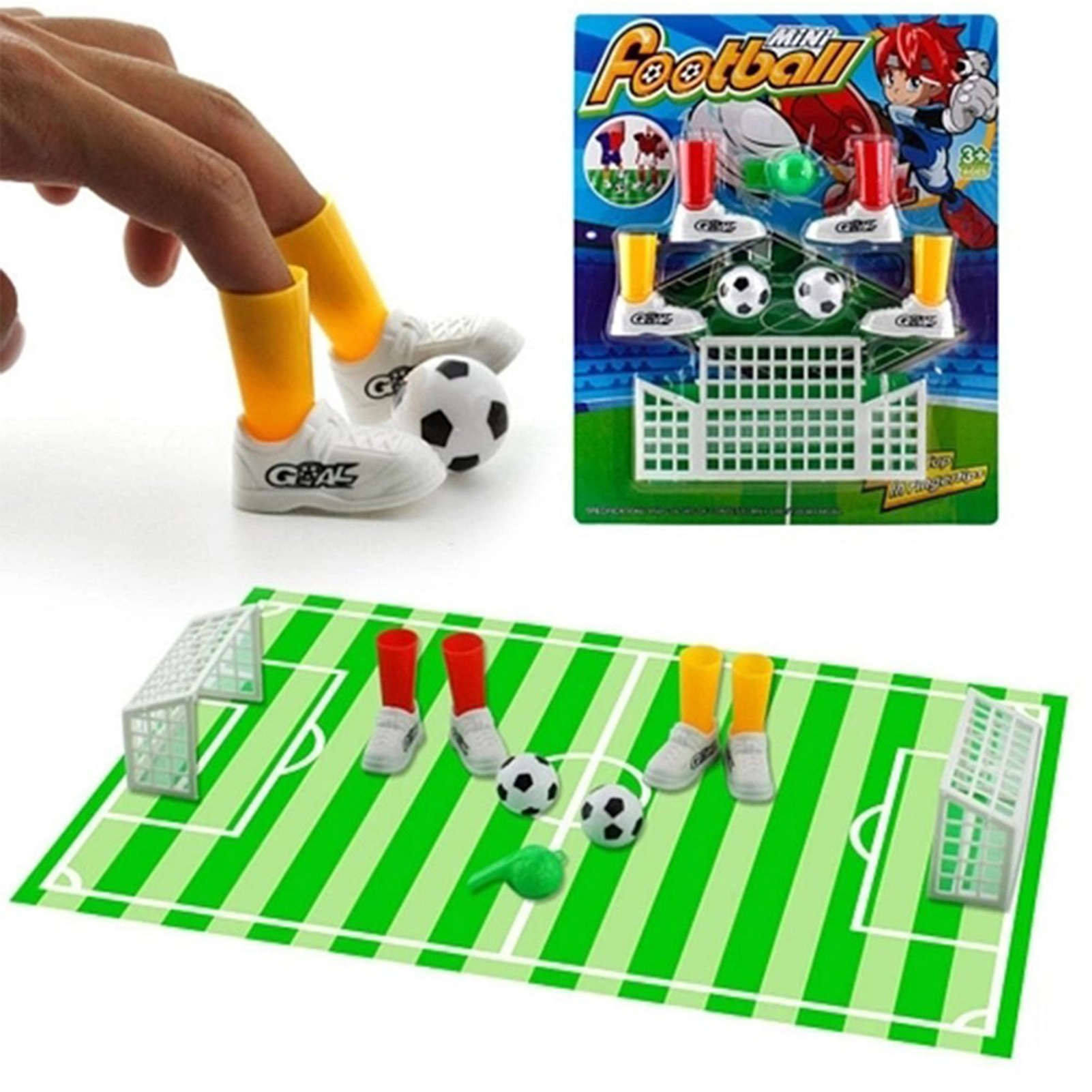 игровые наборы Игра в футбол, игрушка для футбола, Интерактивная настольная спортивная игрушка для футбольных матчей, детские игровые Смешные наборы для п...