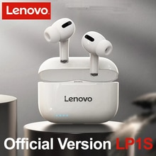 Lenovo LP1S TWS Earphone Sports Wireless Headset Bluetooth5.0 Stereo Earbuds HiFi Music With Mic For
