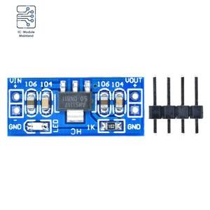 Diymore DC 6, 0-12 В до 5 В пост AMS1117-5.0V модуль ldo понижающего преобразователя Питание модуль AMS1117-5.0 для Arduino
