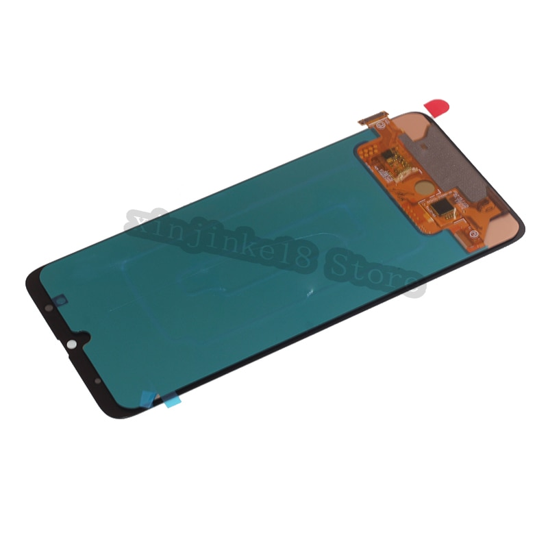 AMOLED For Samsung A70 A705 LCD Display Touch Screen Digitizer Assembly replacement For Samsung A70 2019 A705F LCD Phone Parts enlarge