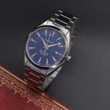 Corgeut 41 мм Роскошные Брендовые мужские часы автоматический механический чехол из нержавеющей стали светящийся водонепроницаемый сапфировое стекло Мужские наручные часы