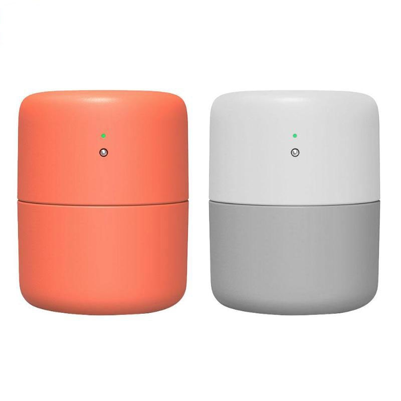 Humidificador de escritorio USB VH 420ML purificador de aire silencioso Interruptor táctil de gran volumen Smart Anti-seco difusor de aceites esenciales