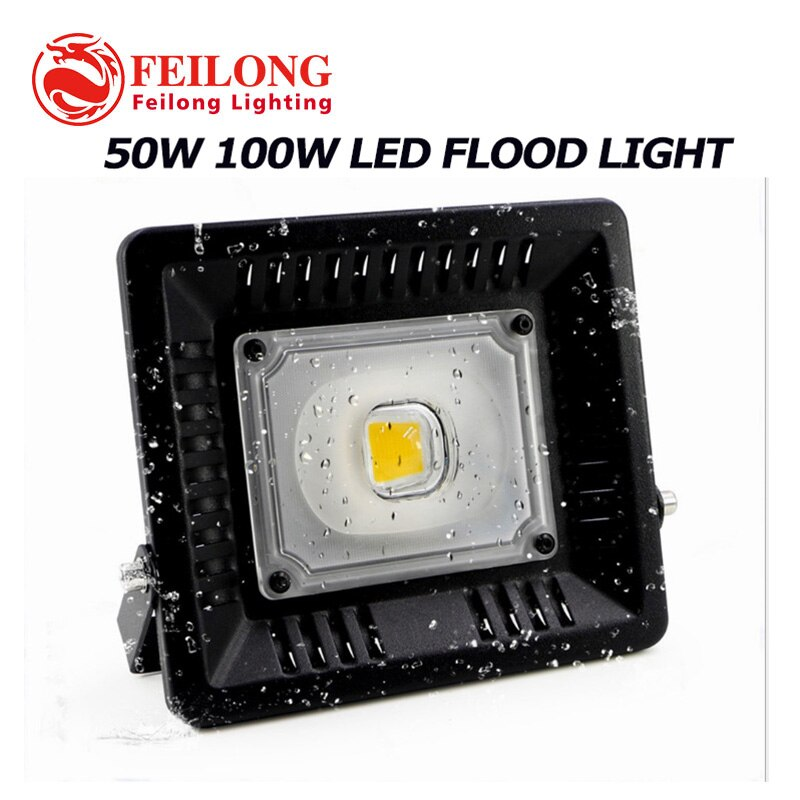 Led Flood Light High-Quality Suitable Indoor Lighting 50w 100w 150w 200w Led Flood Light недорого