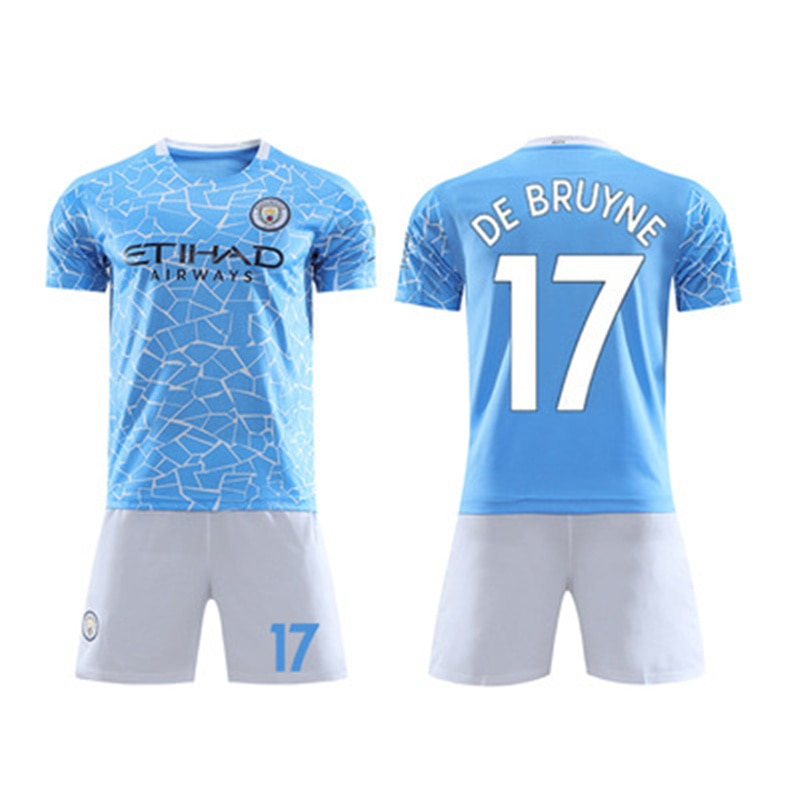 Adult Soccer Jerseys Summer Outdoor Training for Children Supporters Game Suits