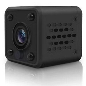 1080P Tuya Smart Camera Home Wireless HD Battery Camera Wireless WIFI Mini Camera 1500 Degree Night Vision EU Plug