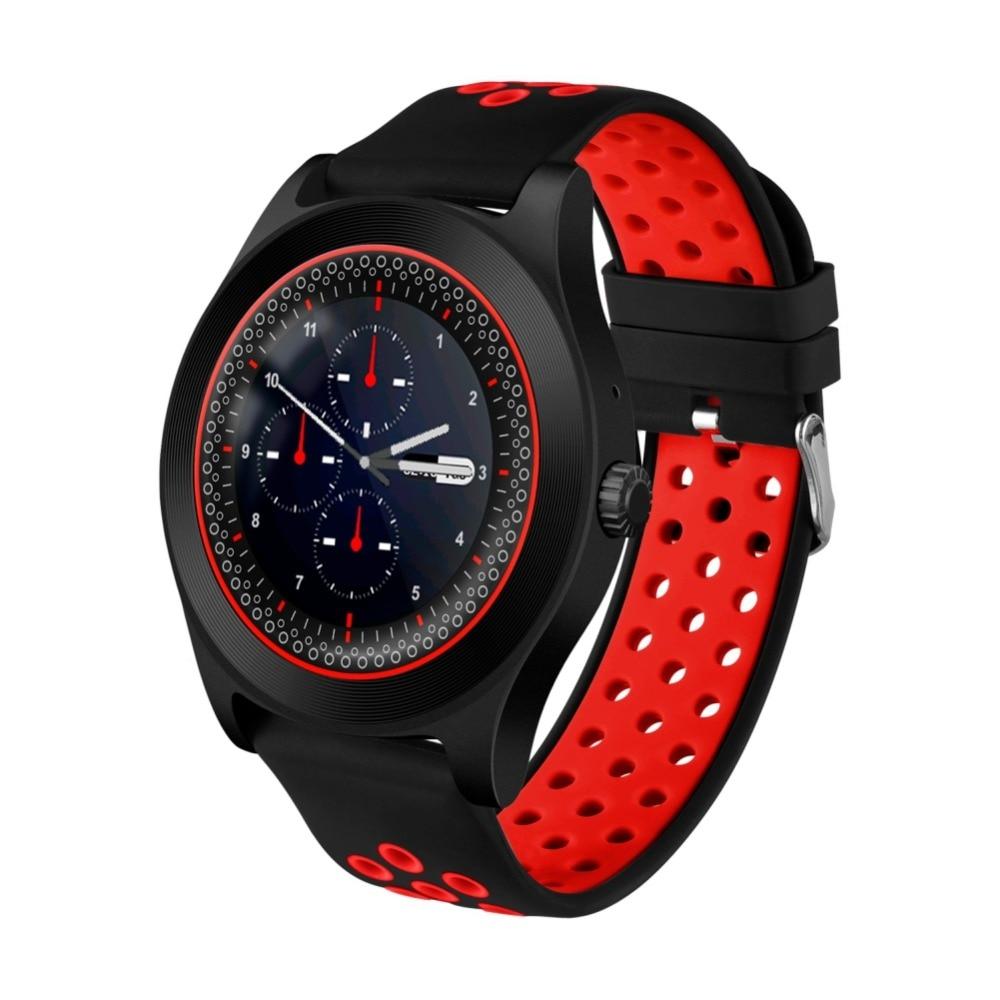 Fitness Tracker Smart Bracelet Smartwatch TF8 1.54Inch HD Touch Screen Bluetooth Pedometer Sleep Monitor Outdoor Equipment