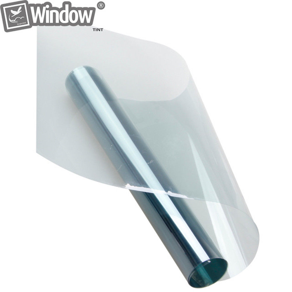 Deseos Sunice 60cm x 5m 80% VLT auto coche película opaca para ventana de control solar anti-UV nano cerámica solar tinte autoadhesiva