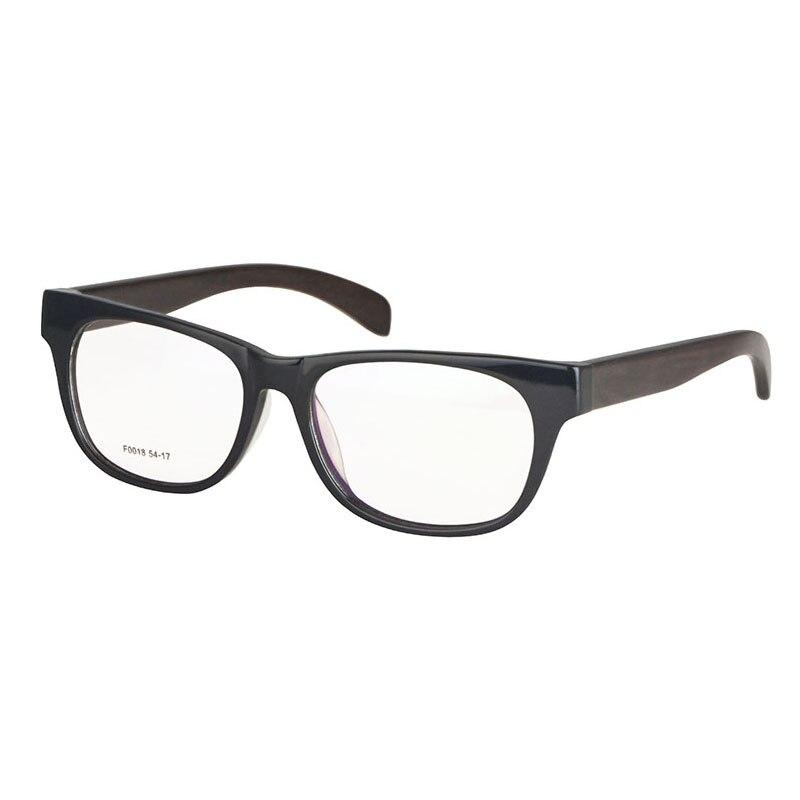 SHINU اللونية التقدمية متعددة البؤر نظارات للقراءة وصفة طبية ثنائية البؤرة القراء النظارات خلات إطار خشبي F0018