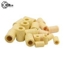 Créativité 10 pièces 3D Imprimante Solide En Plastique Roulement ID 6/8/10/12mm Igus Drylin RJMP-01-06 RJMP-01-08 RJMP-01-10 RJMP-01-12