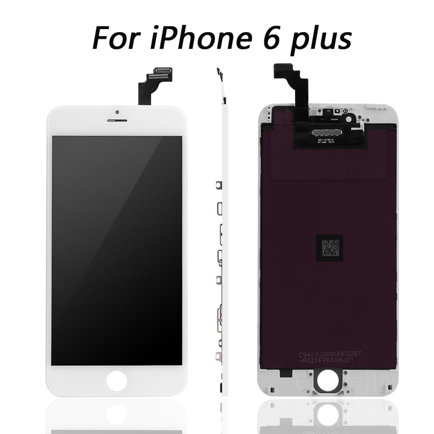 Perfect Quality For iPhone 7 LCD Screen Diaplay 100% No Dead Pixel Replacement  For iPhone 6 6S 7P 8 Plus  LCD enlarge