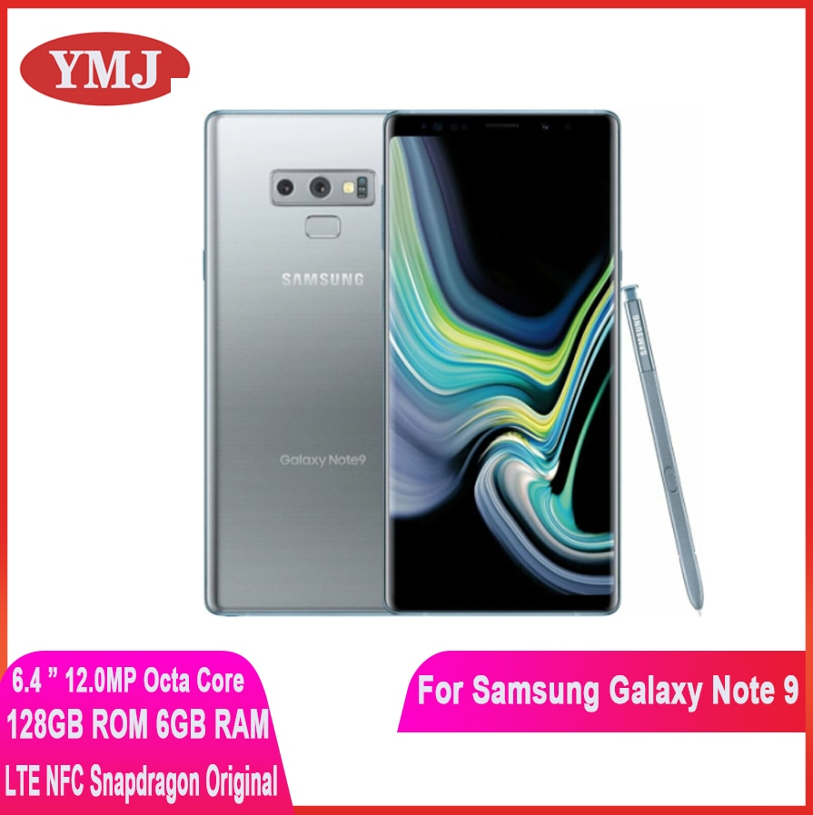 samsung-galaxy-note9-n960u-note9-128gb-rom-unlocked-mobile-phone-snapdragon-845-octa-core-6-4-dual-12mp-ram-8gb-nfc-lte