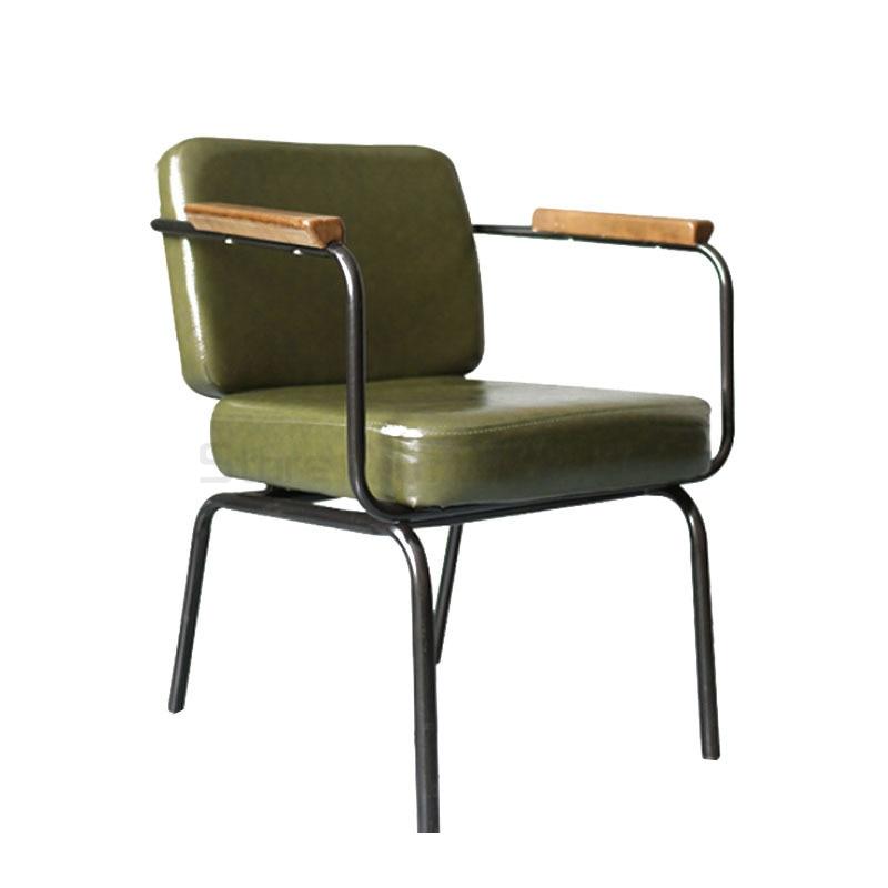 النمط الصناعي الرجعية كرسي من الحديد الترفيه كرسي مقهى الطعام كرسي كرسي الإبداعية