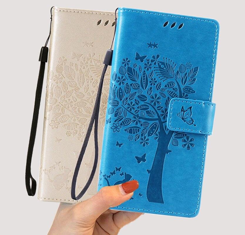 Caso de luxo moda flip pu carteira couro caso para oppo encontrar x2 lite pro capa sacos com foto quadro cartão