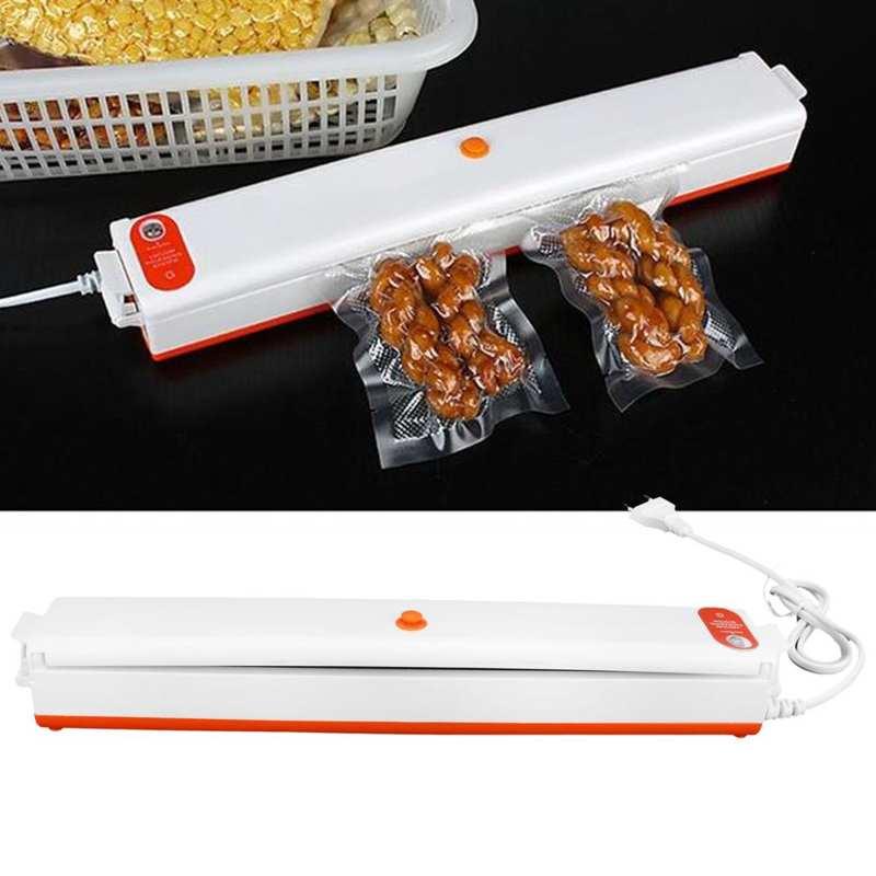 Вакуумный упаковщик, портативный пищевой вакуумный упаковщик, 220 В