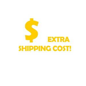 Extra shipping cost, make up freight