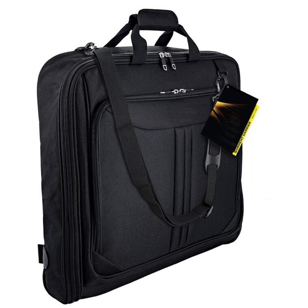 Bolsa de almacenamiento de ropa multifuncional organizador de traje portátil bolsa de viaje de negocios impermeable de gran capacidad para hombre y mujer
