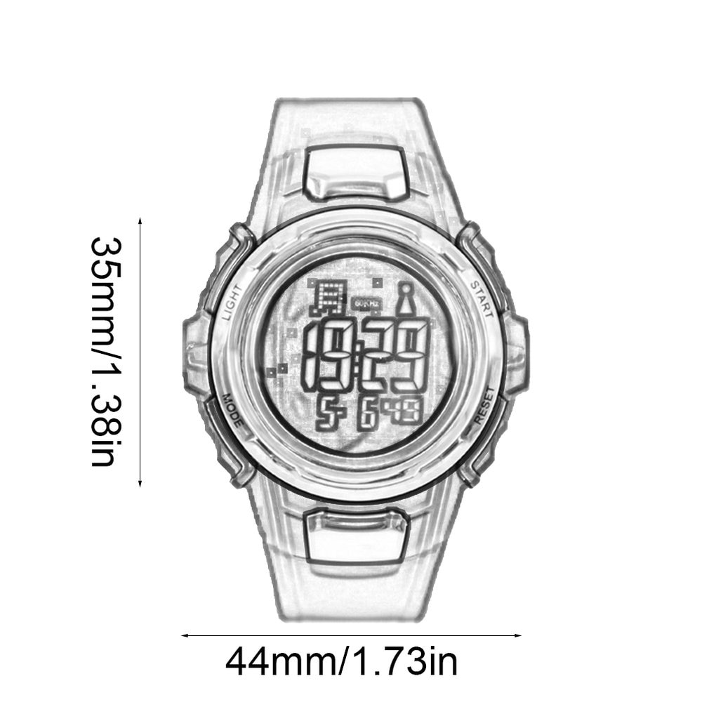 Nuevo reloj Solar 2019 a prueba de agua Radio reloj Solar reloj de moda para hombre reloj deportivo al aire libre reloj de natación