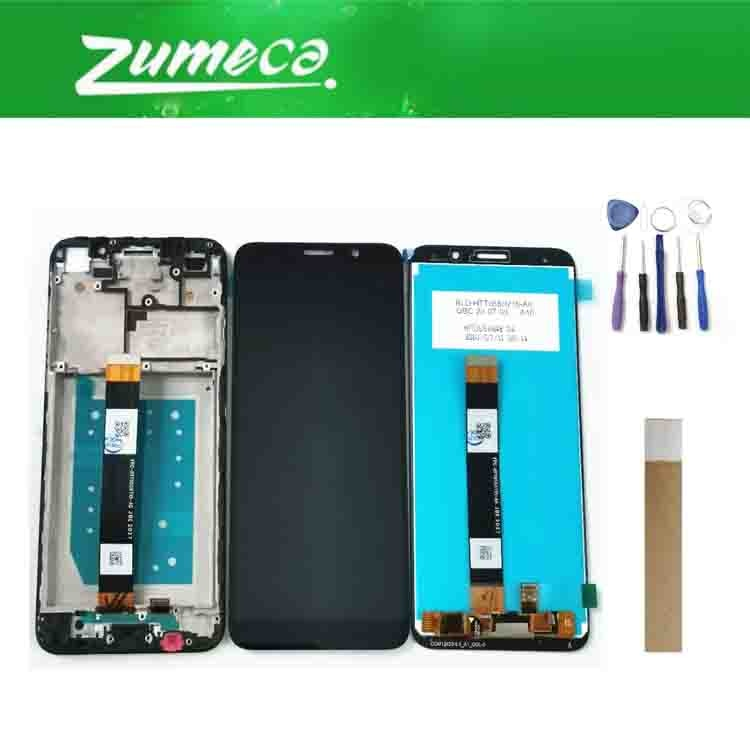 5.45 Inch For Huawei Honor 9S DUA-LX9 LCD Display With Touch Screen For Huawei Y5P 2020 LCD DRA-LX9