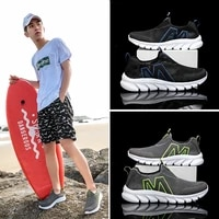 new mens fashion summer shoes breathable outdoor sport sneakers quick drying water shoes for women lightweight wading shoes