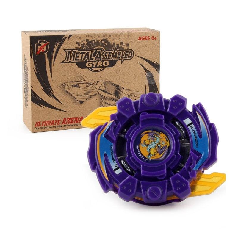 B-X TOUPIE rafale BEYBLADE B146 Gaia Dragoon autour de chasseur booster Toupie Bayblade éclate métal Fusion dieu Bey lame lames jouet