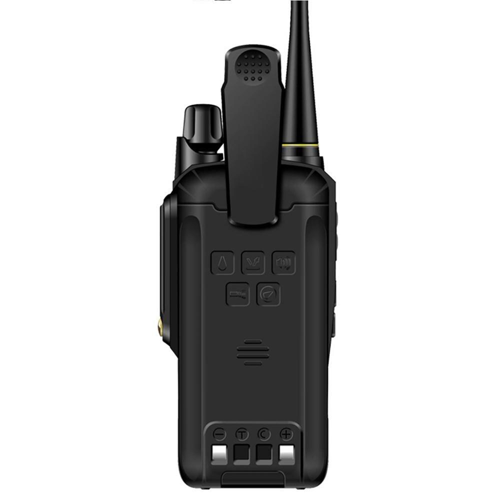 2021 Baofeng UV-9R plus Waterproof IP68  Walkie Talkie High Power CB Ham 30-50 KM Long Range  UV9R portable Two Way Radio enlarge