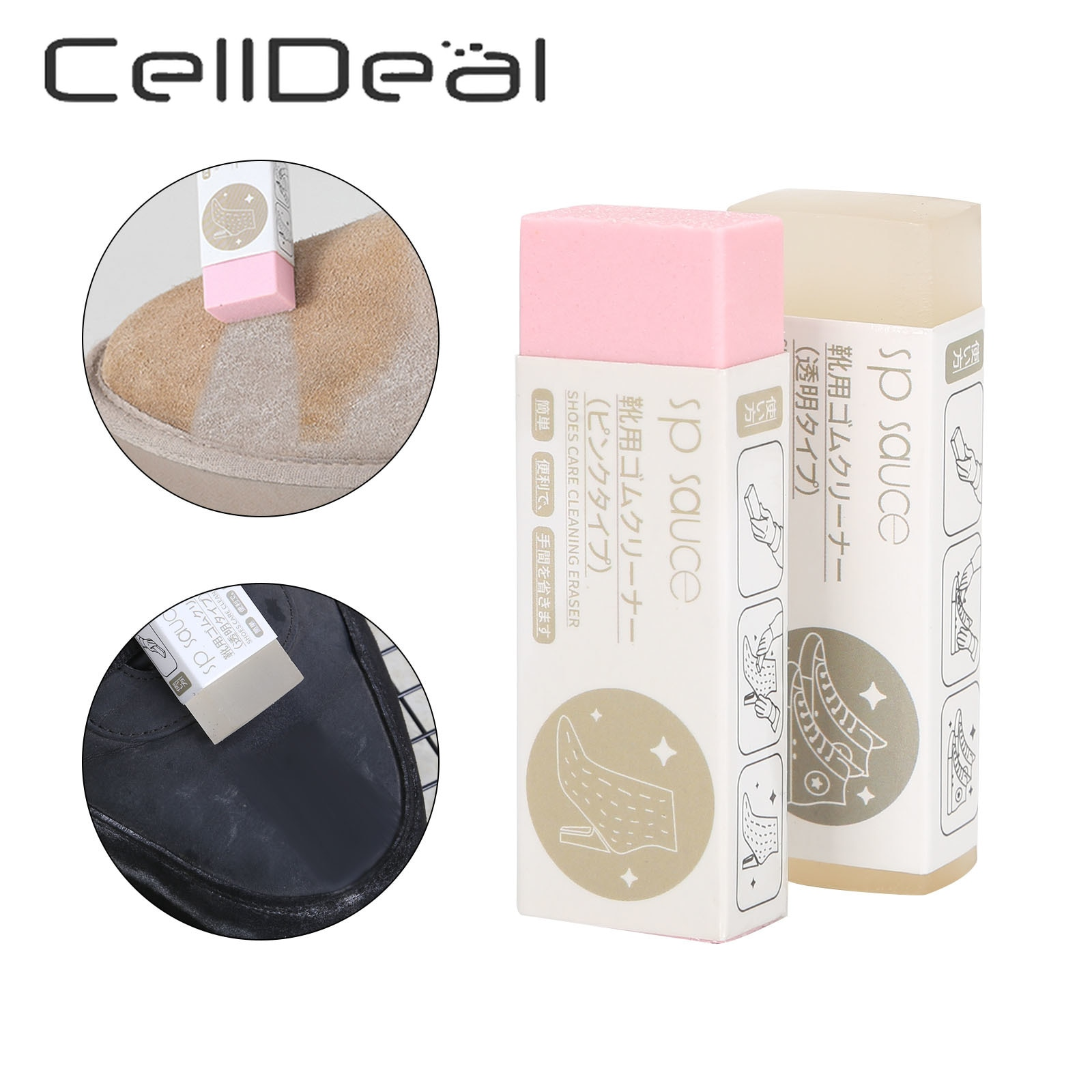 1Pc Cleaning Eraser Suede Shoes Stain Cleaning Tool Sheepskin Matte Leather Fabric Cleaning Care Sho