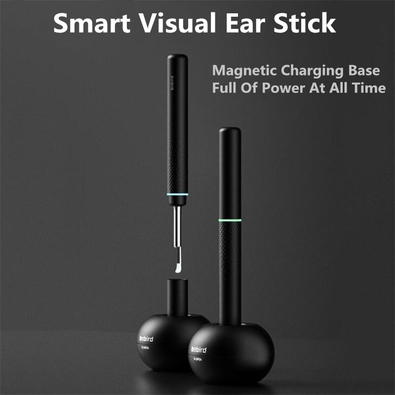 BEBIRD Ear Cleaner Endoscope Mini HD Smart Camera Ear Picker Ear Wax Removal Tool Ear Mouth Nose Otoscope Support Android IOS PC