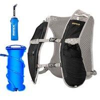 Рюкзак для бега для мужчин и женщин, легкий ранец для бега, для марафона, фитнеса, Сумка с жилетом для гидратации, занятий спортом на открытом...