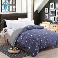 1pcs polyester duvet covermulti patterned quilt coverfashion quilt casesinglequeenking