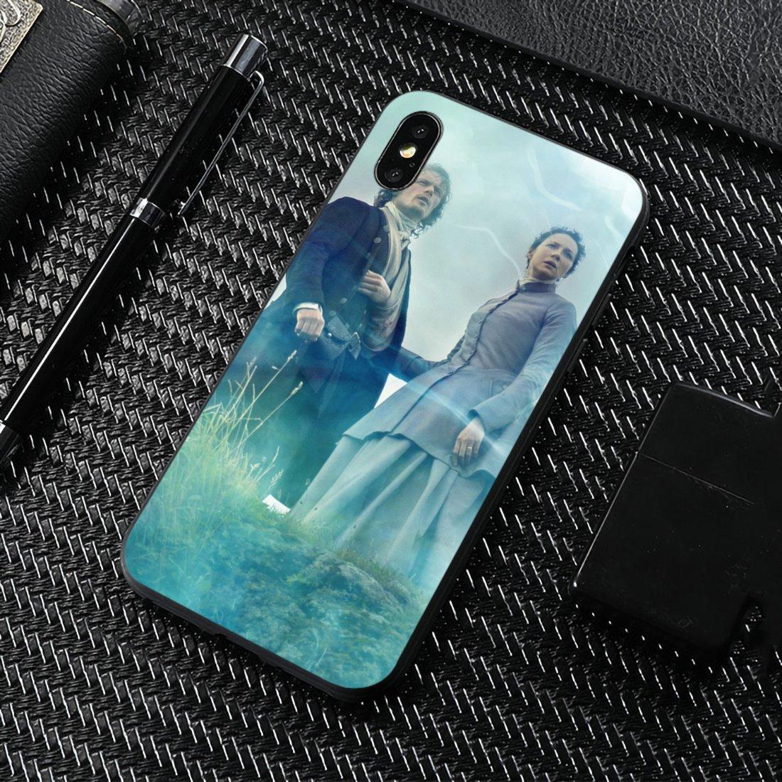 Greatest Silicone Phone Case For Samsung Galaxy A3 A5 A7 A9 A8 Star Lite A6 Plus 2018 2015 2016 2017 OUTLANDER TV Jamie Fraser